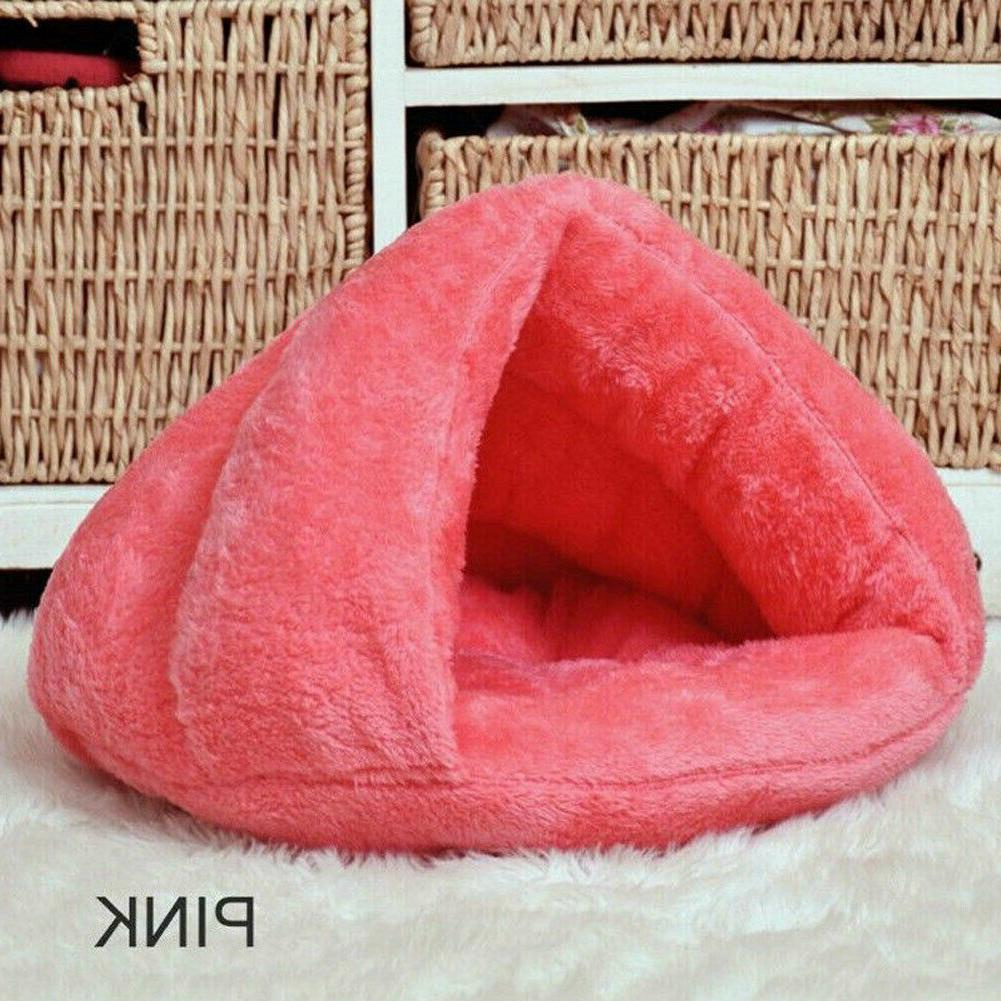 Pet Cat Bedding Basket Washable US
