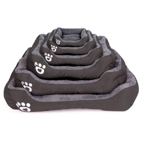 Pet Puppy Cushion House Warm Kennel Blanket