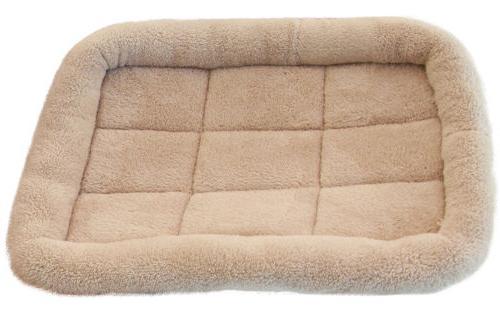 Pet Dog Crate Kennel Cushion Warm Soft House Kit