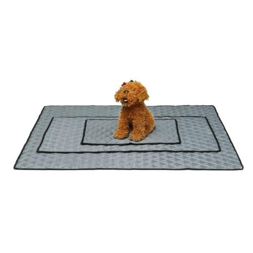 3 Sizes Summer Cooling Pad Dog Puppy