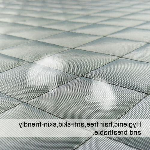 Pet Cooling Mat Non-Toxic Pad Bed Summer Cat Puppy M/L/XL