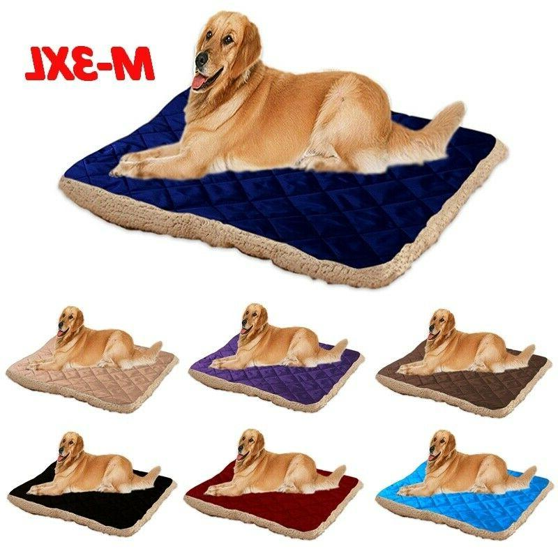 Cat Soft Plush Cushion Reversible Resistant Washable