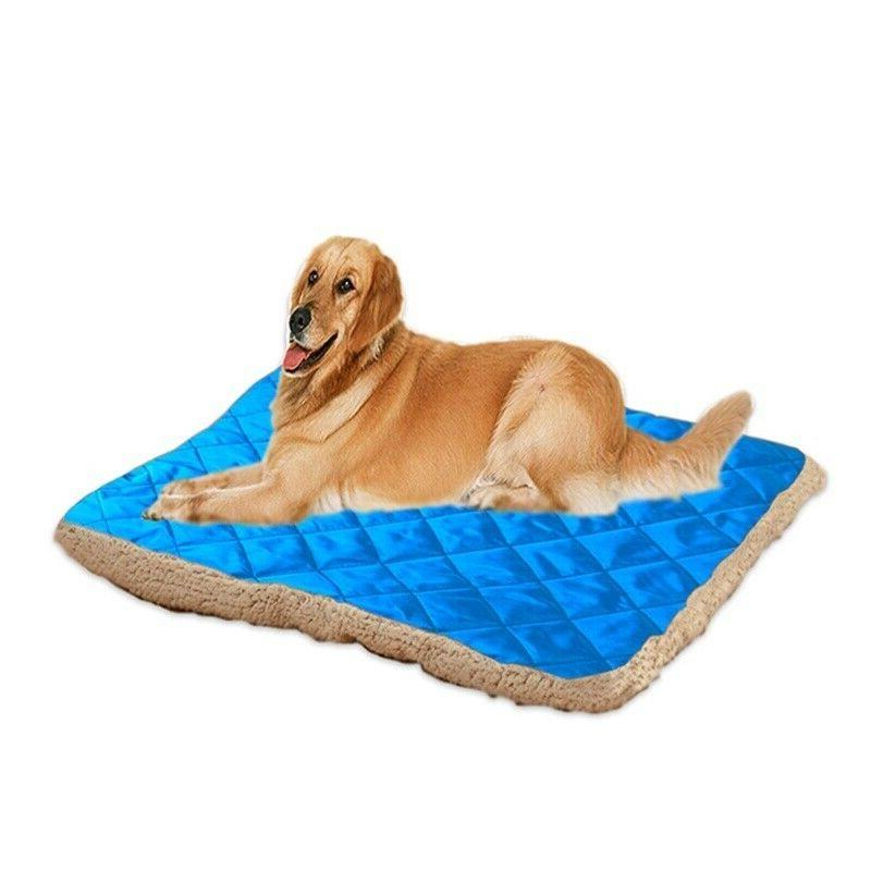 Pet Dog Cat Soft Cushion Reversible Resistant Washable
