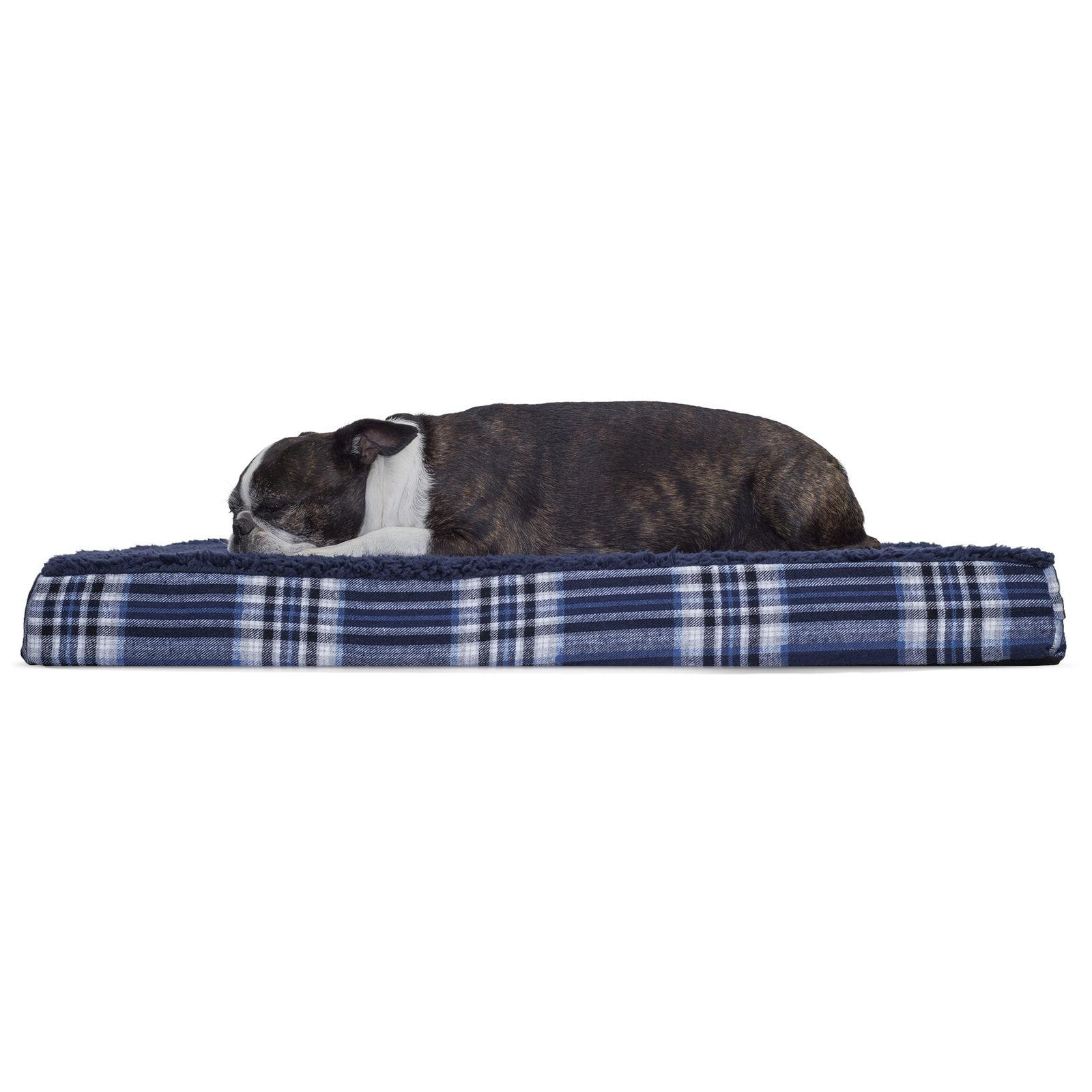 FurHaven Pet Bed Egg-Crate Orthopedic Bed