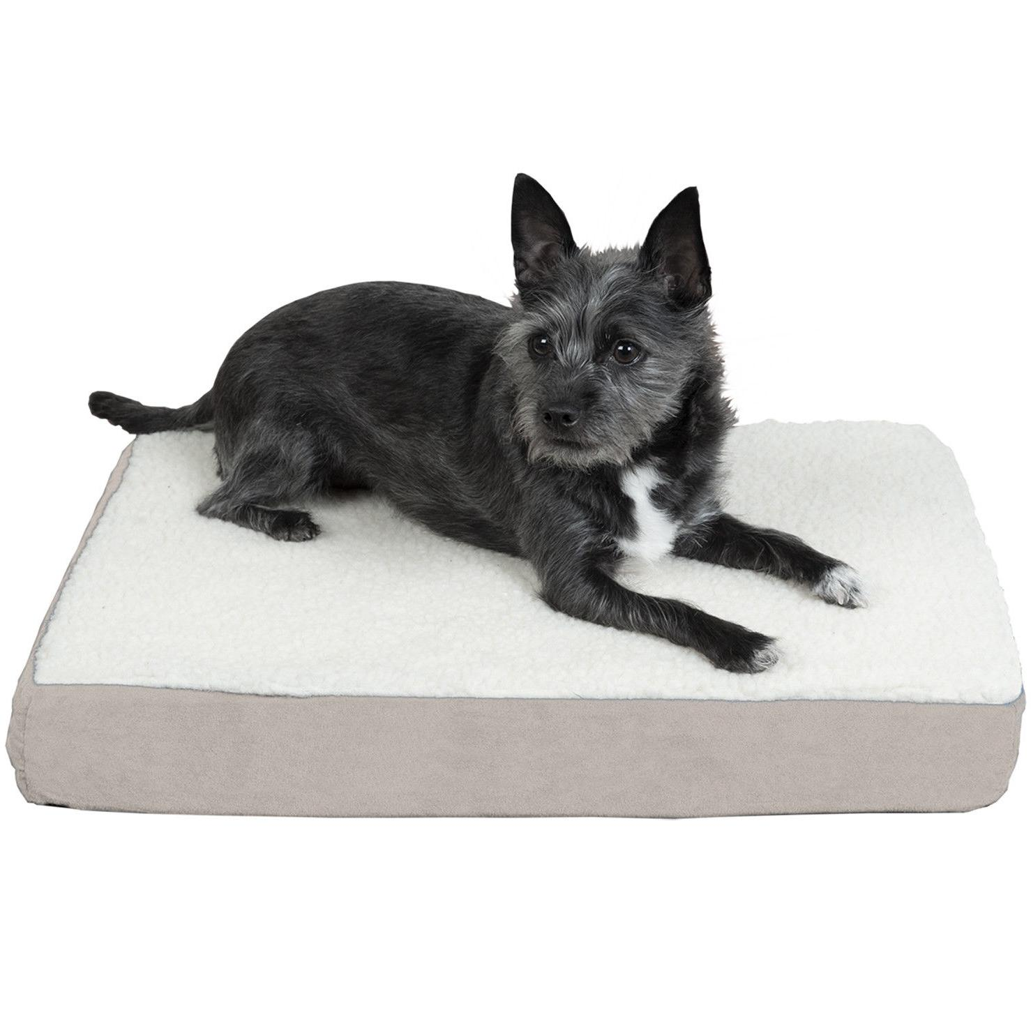 FurHaven Pet Mat Bed Dog Bed