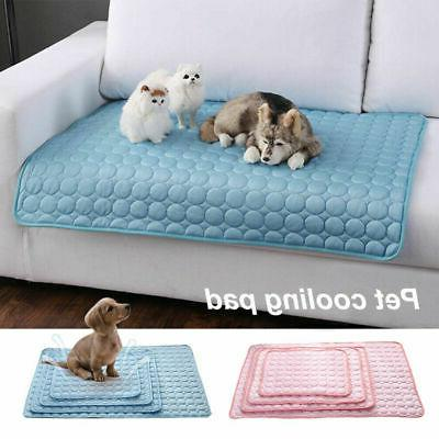 Pet Mat Cold Pad Comfortable Cushion Cat Puppy