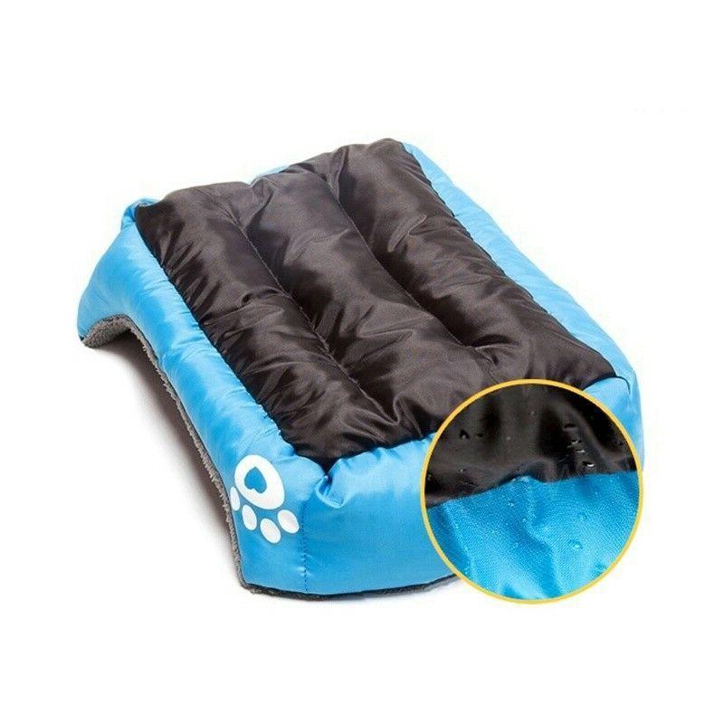 Pet Bed Mat Puppy Cats Nest Warm Cozy Cushion Pads