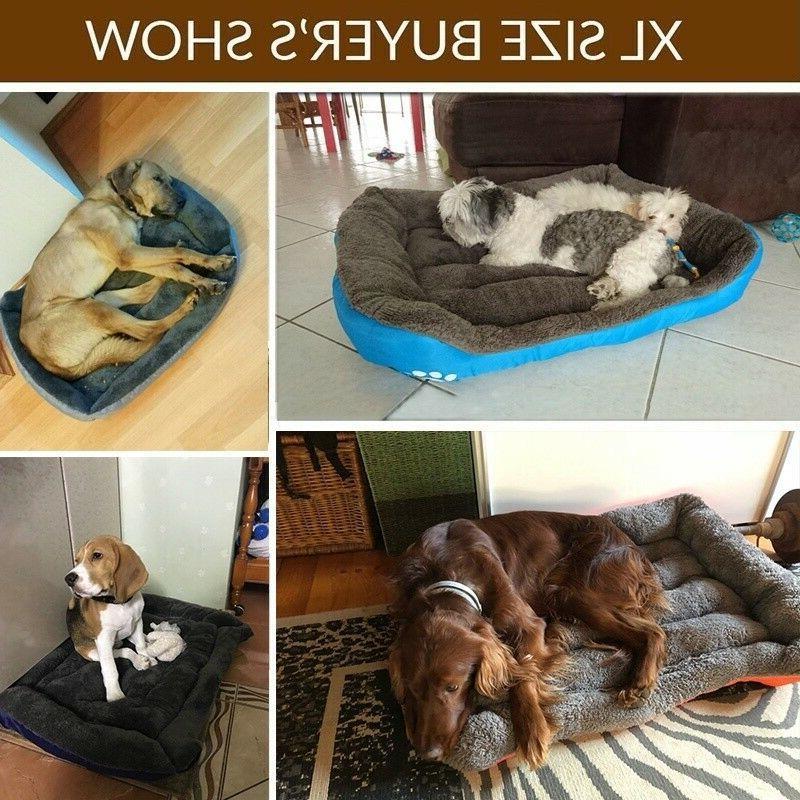 Pet Bed Mat Puppy Nest Cozy Cushion