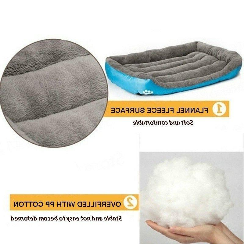 Pet Sofa Large Bed Mat Nest Warm Soft Cozy