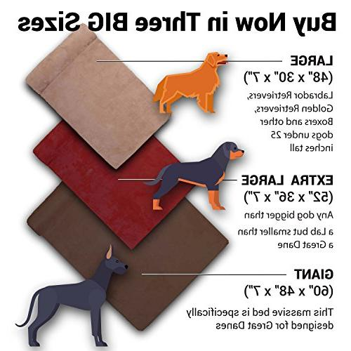 "Big 7"" Dog Bed 