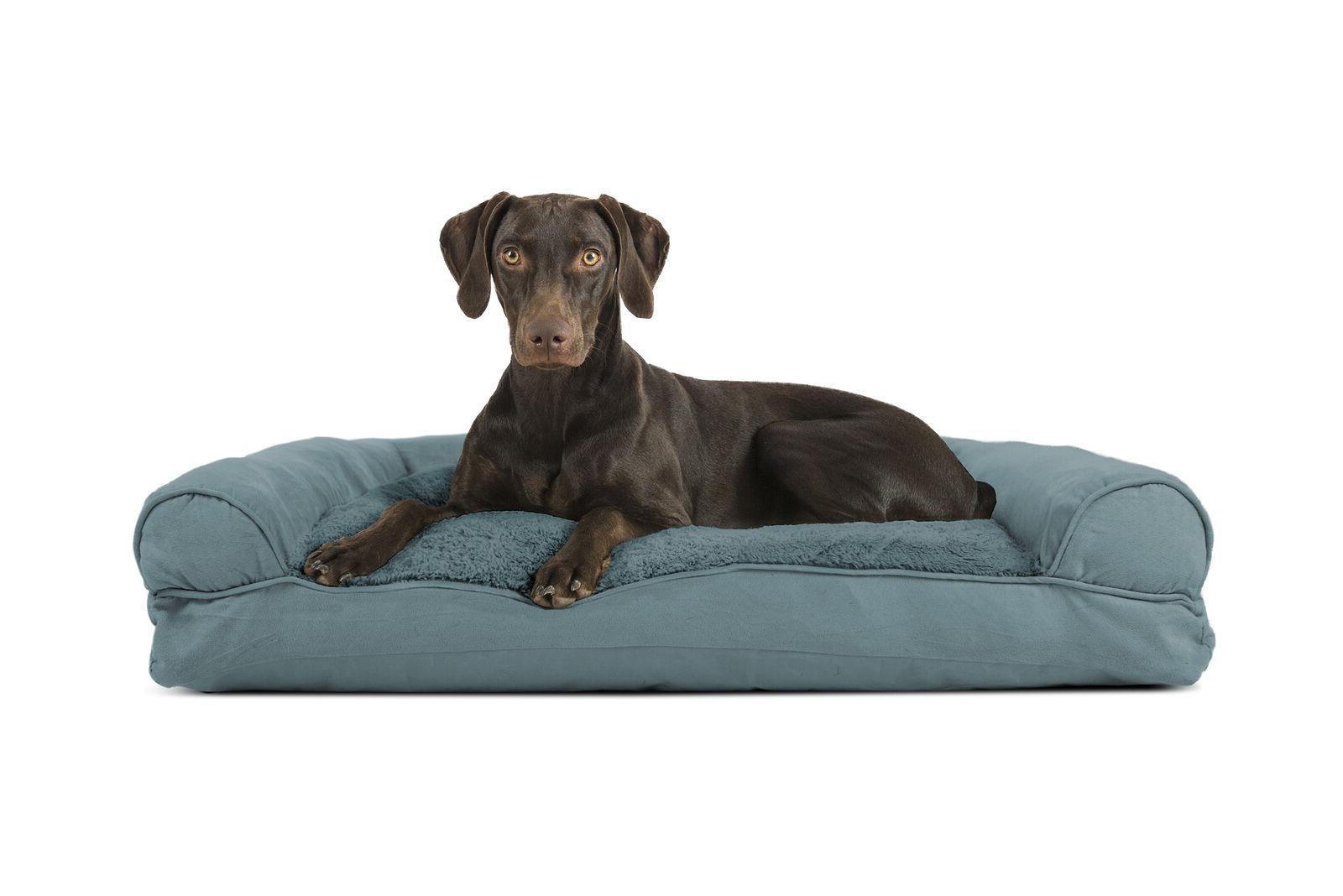 FurHaven Pillow Sofa Dog