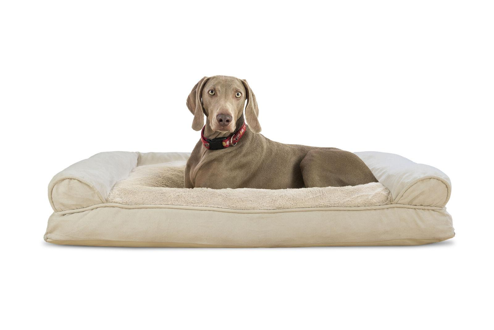 FurHaven Pillow Sofa Bed Pet