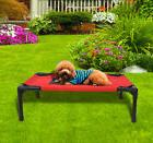 Portable Elevated Dog Cat Bed Raised Pet Cot Sleep Camping I