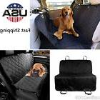 Seat Covers for Dogs Waterproof Protector Back Seat Pet Hamm