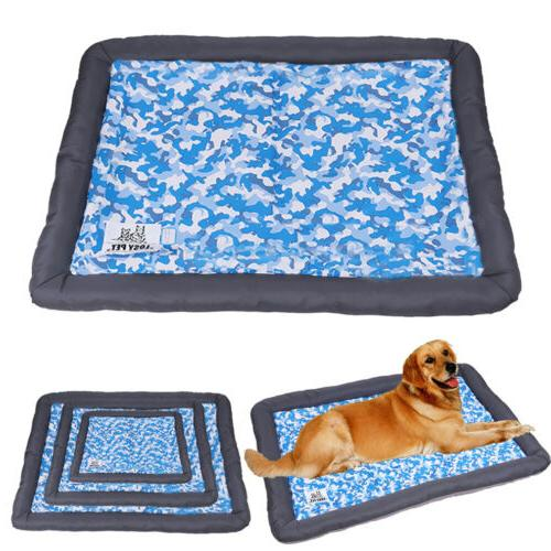 XXXL Large Non-toxic Gel Cooling Mat Pad Pet Dog Cat Cool Co