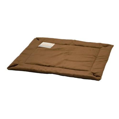 self warming crate pad mocha