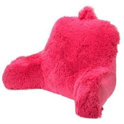 Brentwood Shagalicious Bedrest Hot Pink