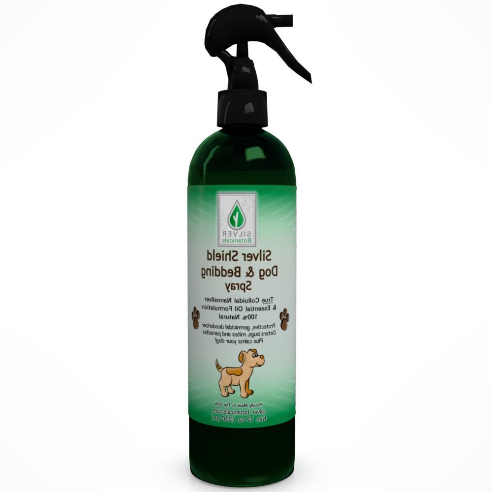 Silver Shield Dog & Bedding Spray, 12 oz. - Colloidal Silver