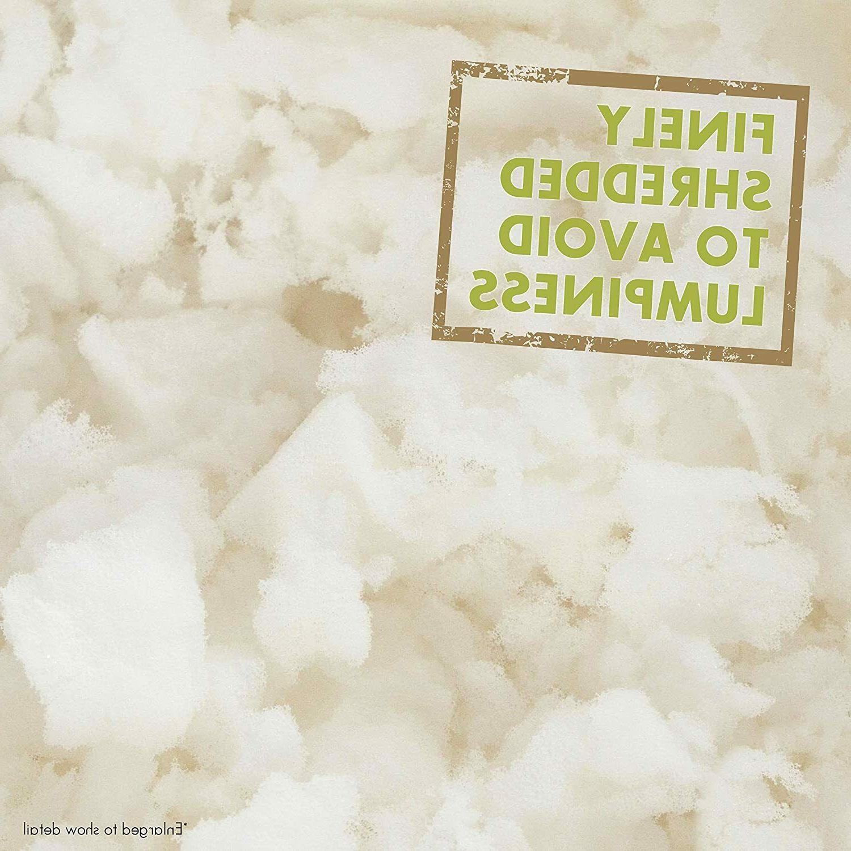 shredded foam