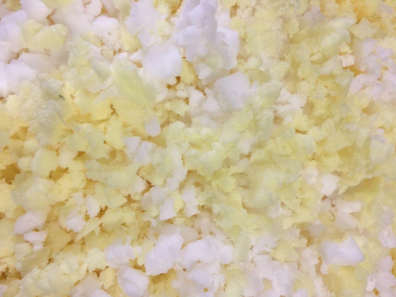 Shredded Memory Foam Fill Refill for Pillow, Bean Bag, Dog P
