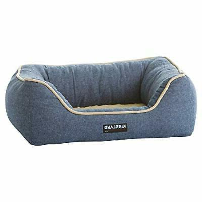 signature dog bed napper luxury upholstery removable