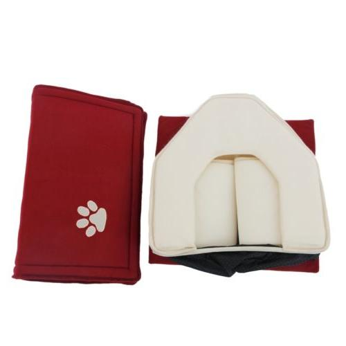 Small Dog Bed Kennel Pad