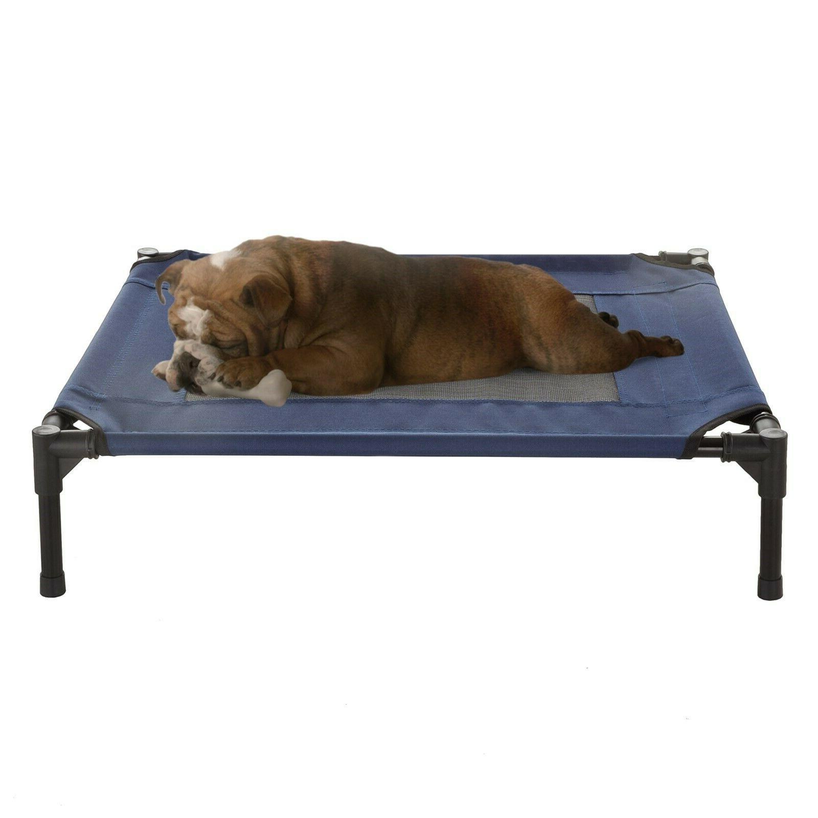 small med dog cat bed indoor outdoor