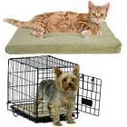 """Soft Cozy Pet Bed Small 18"""" Pad Dog Cat Pillow Washable Ma"""