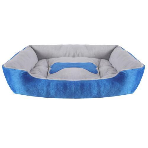 Soft Large Warm Dog Puppy Sleeping Mat Cushion Cozy