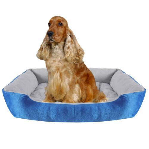 Soft Fleece Large Dog Puppy Cushion Cozy