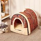 Fashion Soft Pet Dog Bed House Kennel Mat Pad Warm Washable