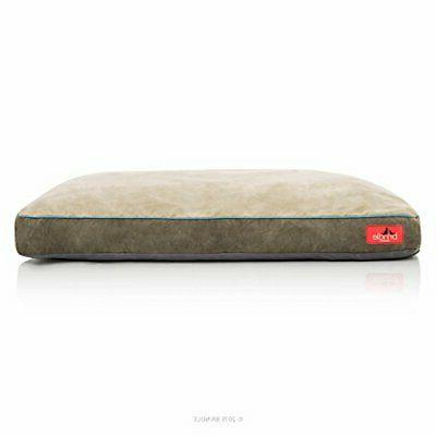 Brindle Soft Memory Foam Dog Removable