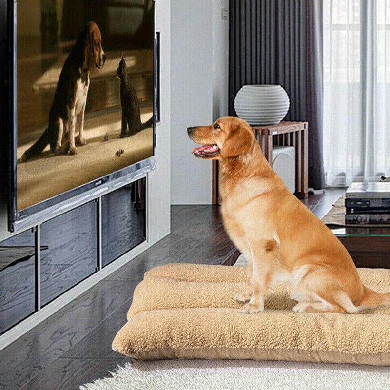 SUPER Large Mattress Dog Cushion Pillow Blanket Winter Warm