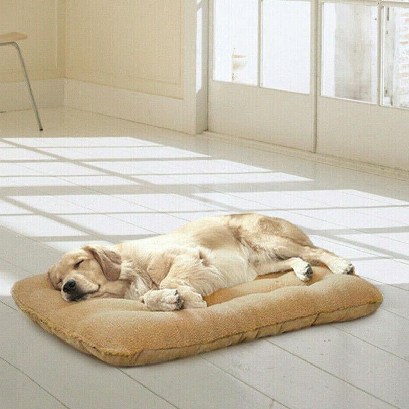 SUPER Large Pet Mattress Dog Pillow Blanket Winter