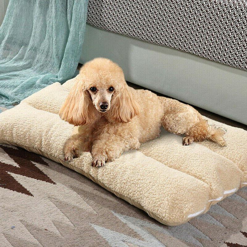 SUPER Large Mattress Dog Cat Cushion Pillow Mat Blanket Winter Warm