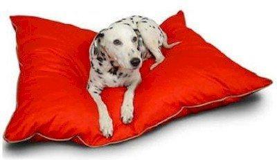 super value pillow green