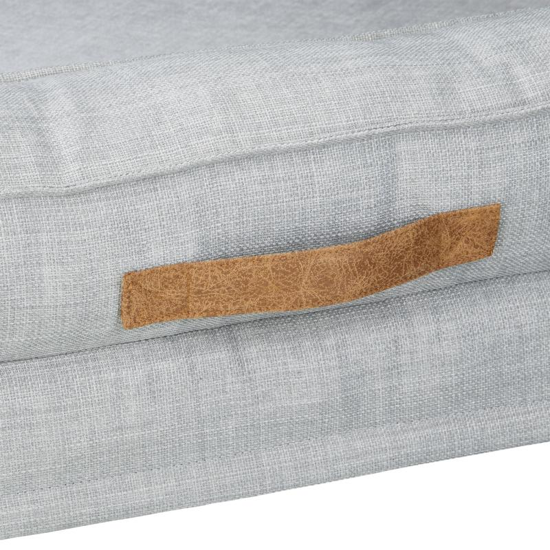 Kirkland Tailored Couch Bed Gray Therapeutic