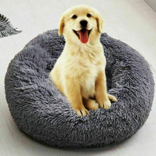 US Donut Pet Bed Dog Beds Small Cats