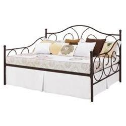 Victoria Daybed, Full, Bronze