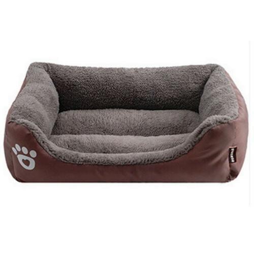Pet Large Dog Cat Bed Cushion Kennel Mat Warm Sleeping Blank