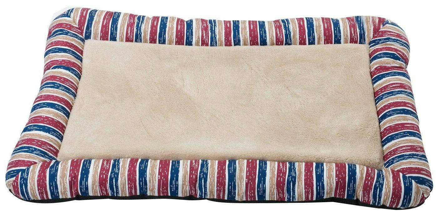 Washable Crystal Velvet Comfortable Cat Bed Mat Pad