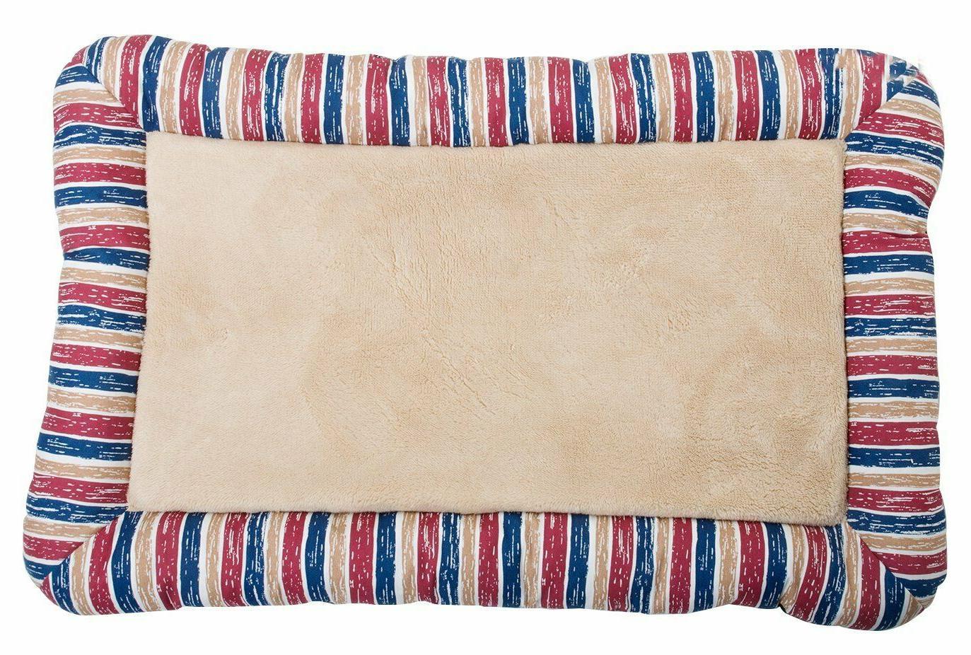 Washable Pet Crystal Velvet Cat Bed