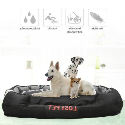 Chew Resist Orthopedic Sofa Dog Pet Pillow Extra Large
