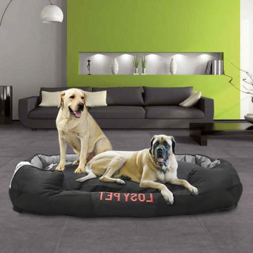 Chew Resist Waterproof Orthopedic Sofa Pillow Medium Dog