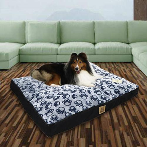 Waterproof XL Bed Large Orthopedic Removable Cover