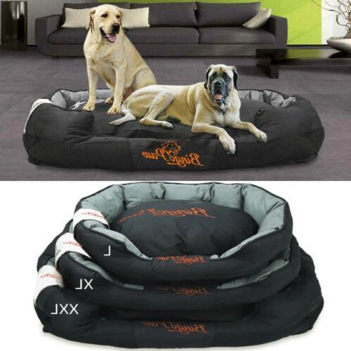Extra Large Jumbo Orthopedic Pet Dog Bed Dog Pillow Baskets