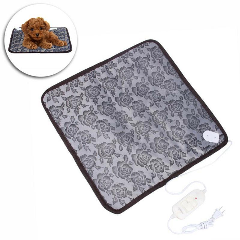 Waterproof Pet Bed Cat Warmer Electric Cushion