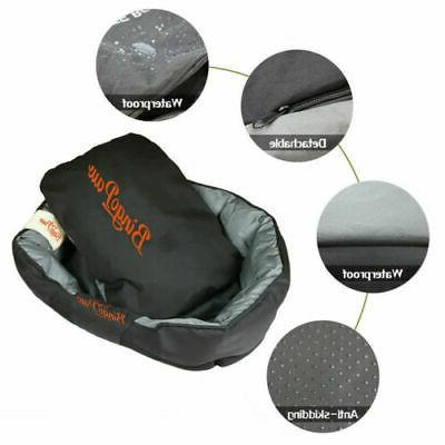 Waterproof XXL Large Jumbo Orthopedic Bed Washable