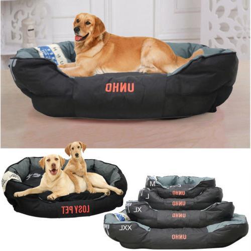 XX Large Cozy Dog Bed/Mattress Pet Nest Warm Basket Sofa Pil