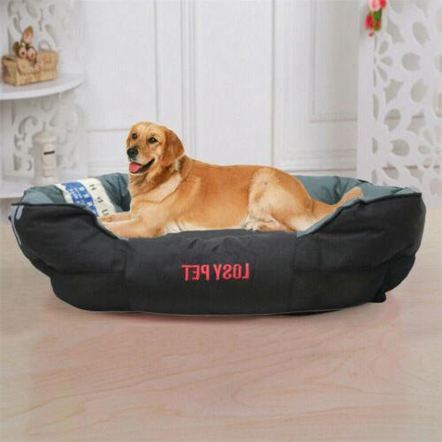 XXL Jumbo Orthopedic Pet Dog Pillow Waterproof